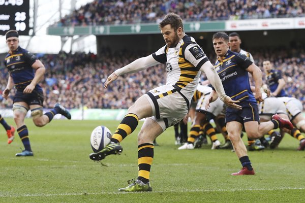 Elliot Daly Wasps v Leinster Wasps Champions Cup 2017