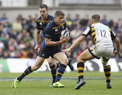 Garry Ringrose Leinster v Wasps European Champions Cup 2017