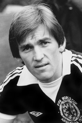 Kenny Dalglish Scotland 1978