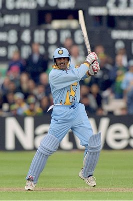 Mohammed Azharuddin India World Cup England 1999