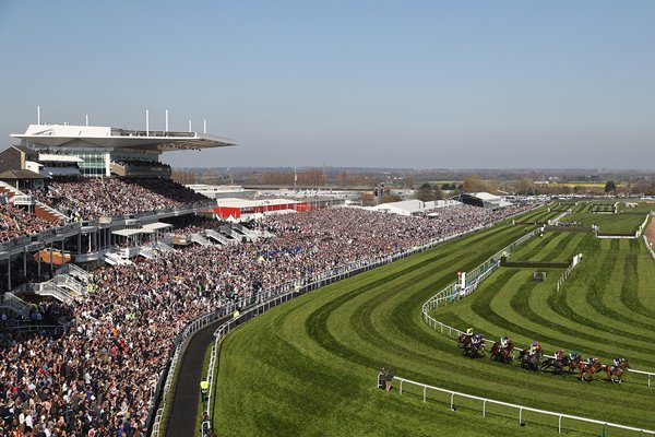 Aintree Racecourse 2017 Grand National Meeting