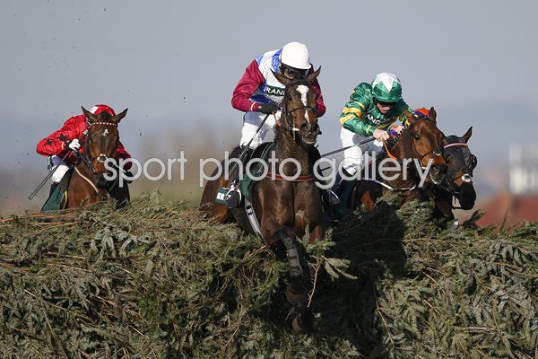 Derek Fox One For Arthur 2017 Grand National