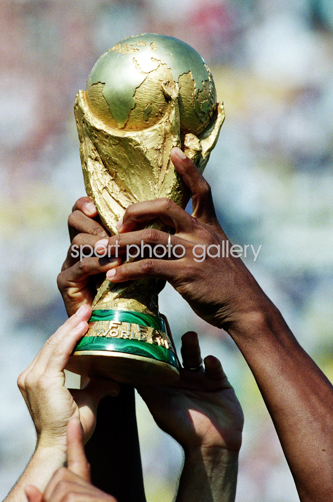 Brazil World Cup Champions Los Angeles 1994