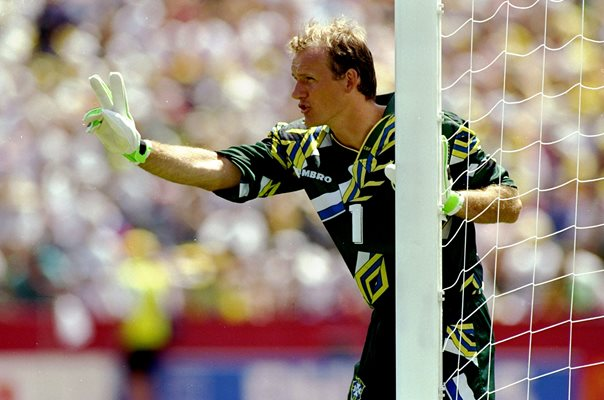 Claudio Taffarel Brazil Goalkeeper World Cup 1994