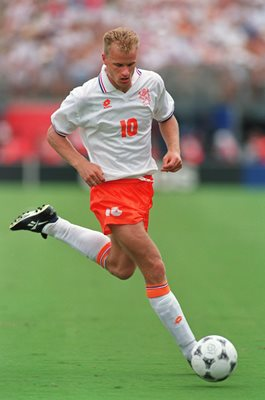 Dennis Bergkamp Holland v Morocco World Cup 1994