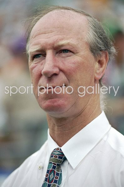 Ireland Manager Jack Charlton World Cup 1994