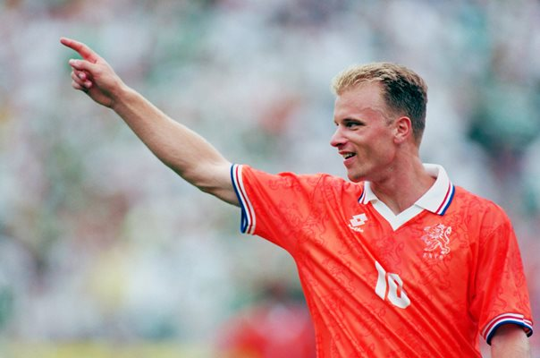 Dennis Bergkamp Holland v Ireland World Cup 1994