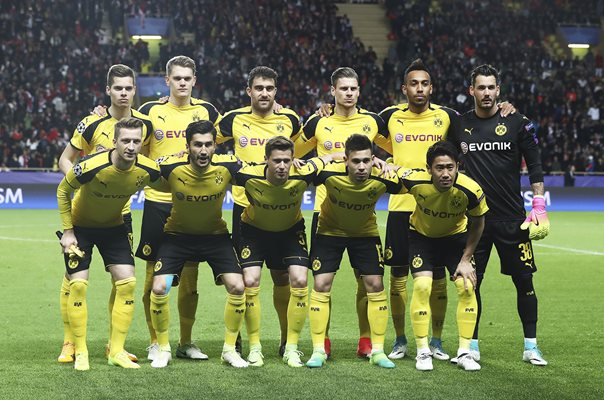 Borussia Dortmund Champions League Quarter Final 2017