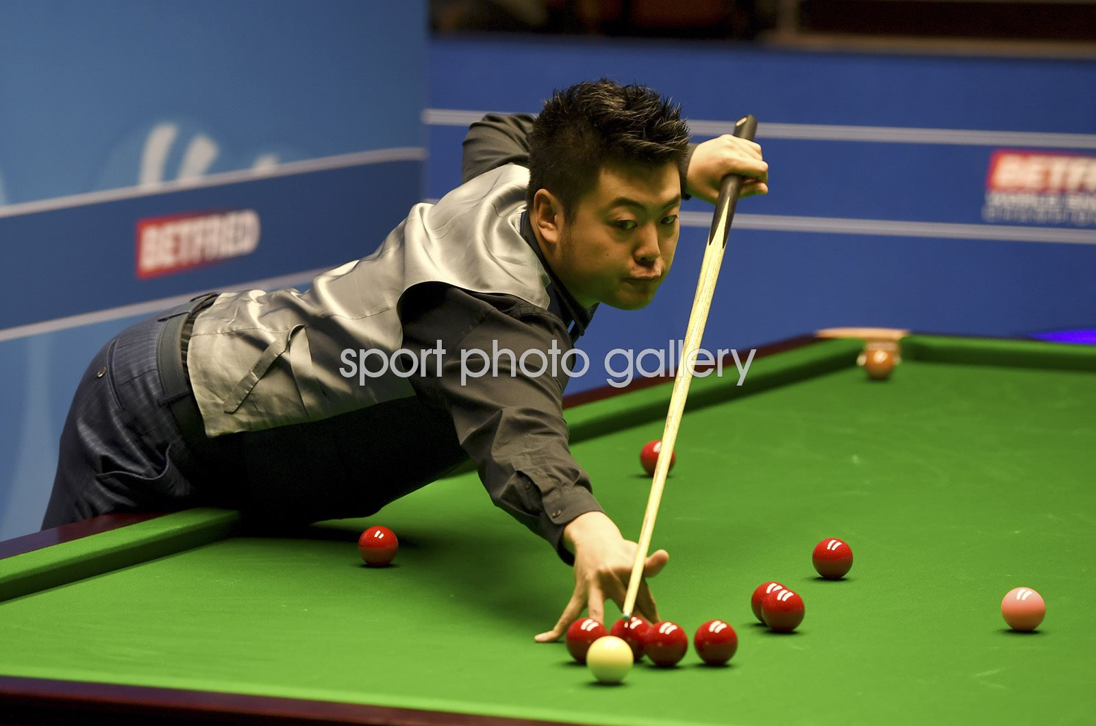 Liang Wenbo World Snooker Championship Sheffield 2017