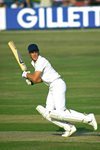 Chris Broad Nottinghamshire & England 1990 Canvas