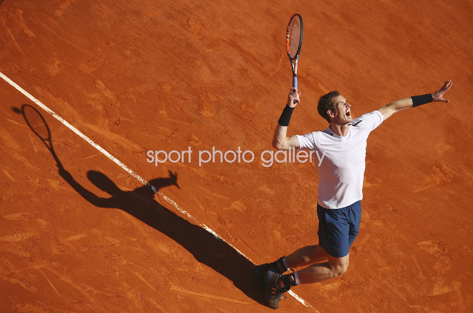Andy Murray Monte Carlo Masters 2017