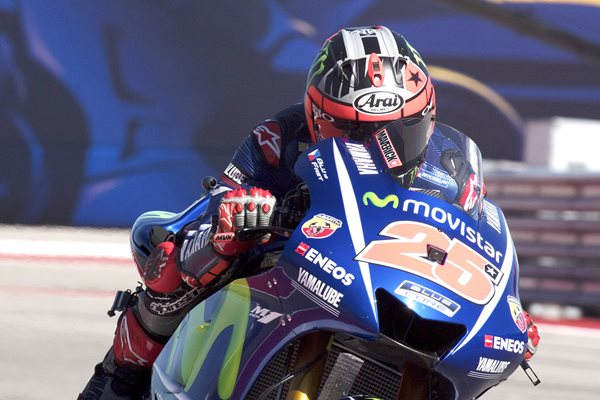 Maverick Vinales MotoGP of the Americas 2017
