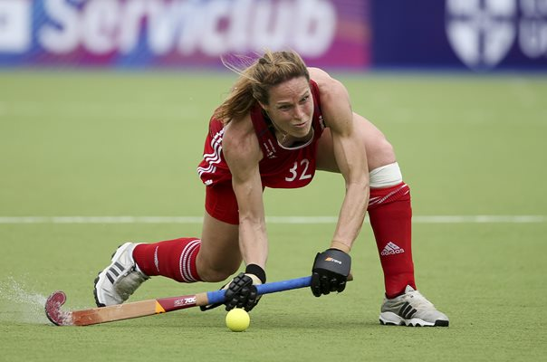 Crista Cullen Great Britain Hockey v Australia 2015