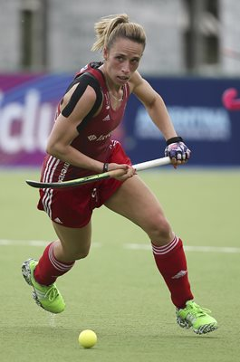 Susannah Townsend Great Britain v Australia 2015