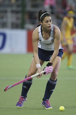 Sam Quek Great Britain Hockey World League Final 2015