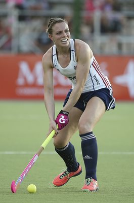 Kate Richardson-Walsh of Great Britain World League Final 2015