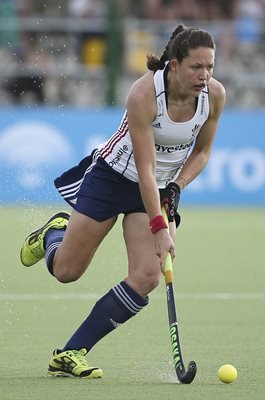 Ellie Watton Great Britain Hockey World League Final 2015