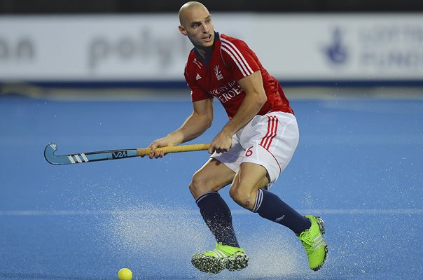 Nick Catlin Great Britain Hockey Champions Trophy 2016