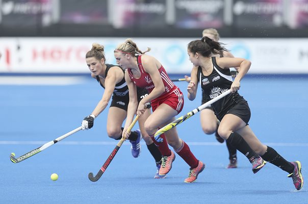 Lily Owsley Great Britain Women's Hockey Champions Trophy 2016