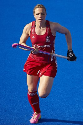 Kate Richardson-Walsh Great Britain Hockey World League 2015