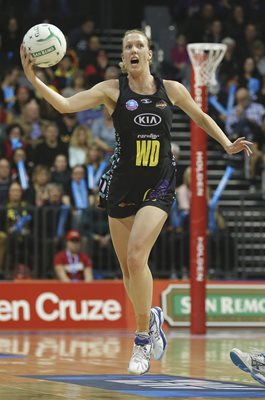 Jodi Tod-Elliott Magic v Firebirds ANZ Netball 2017