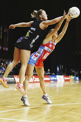 Jamie Lee-Price Magic v Swifts New Zealand Netball 2017