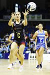 Ariana Cable-Dixon Magic v Mystics New Zealand Netball 2017 Prints