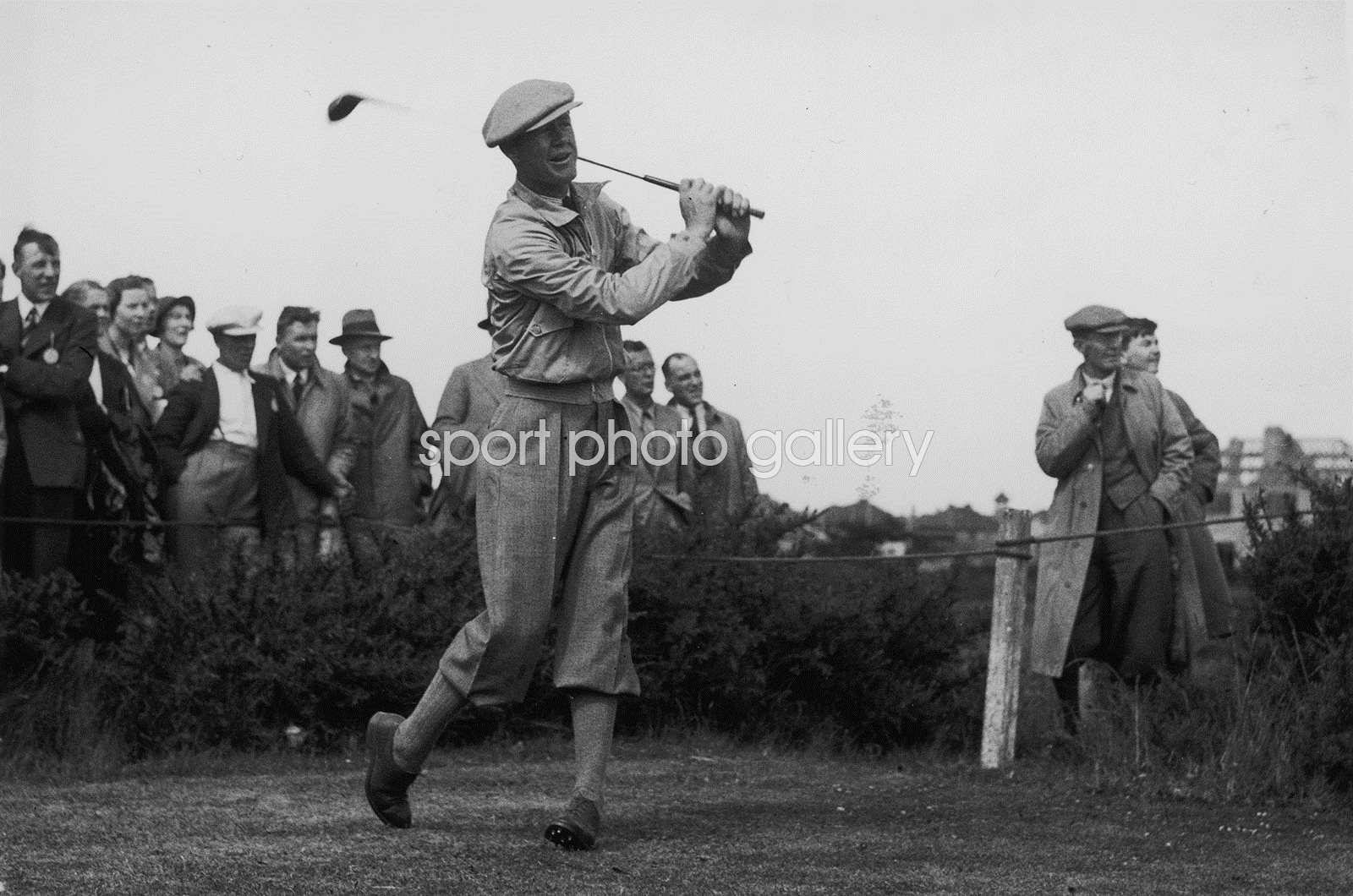 Byron Nelson Ryder Cup 1937