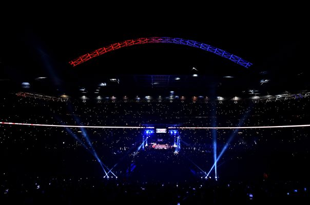 Anthony Joshua v Wladimir Klitschko Wembley Stadium 2017