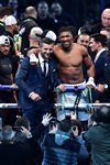 Anthony Joshua & Carl Froch Wembley Stadium 2017 Canvas