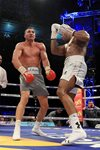 Anthony Joshua beats Wladimir Klitschko Wembley 2017 Prints