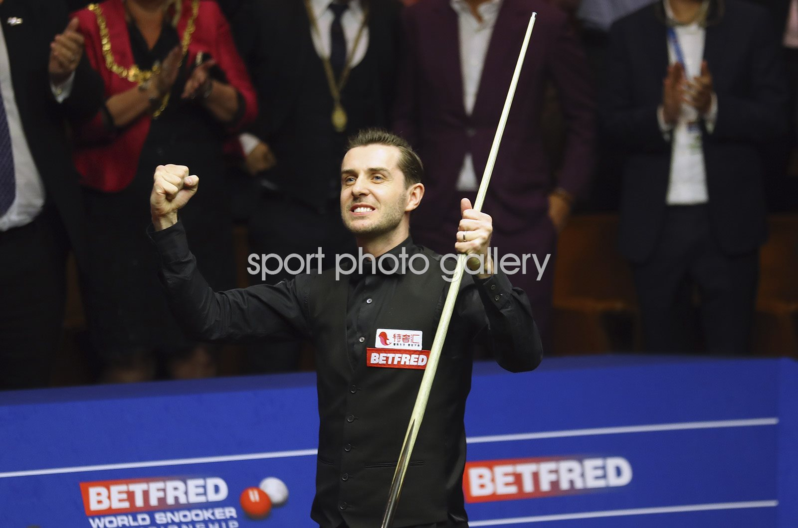 Mark Selby World Snooker Champion 2017