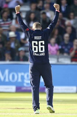 Joe Root England v Ireland ODI Lord's 2017