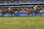 Frankie Dettori on Galileo Gold win 2000 Guineas Newmarket 2016 Prints