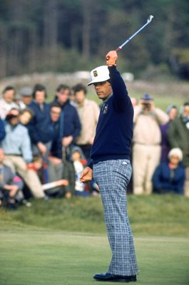 Lee Trevino USA Ryder Cup 1973