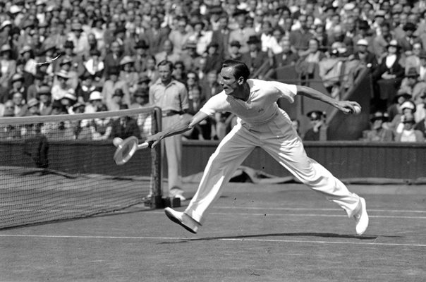 Fred Perry Wimbledon Tennis Champion