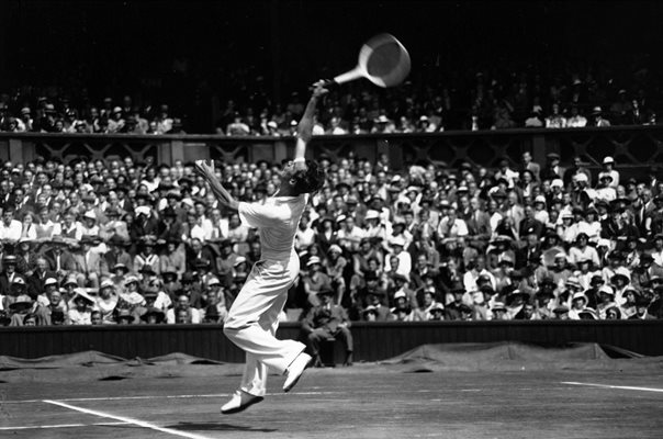 Fred Perry Great Britain Davis Cup Wimbledon 1934