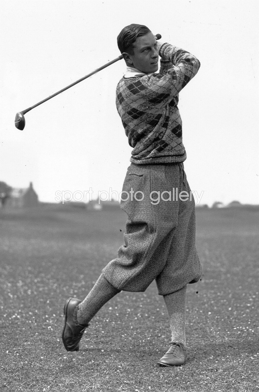 Henry Cotton British Open St Andrews 1927