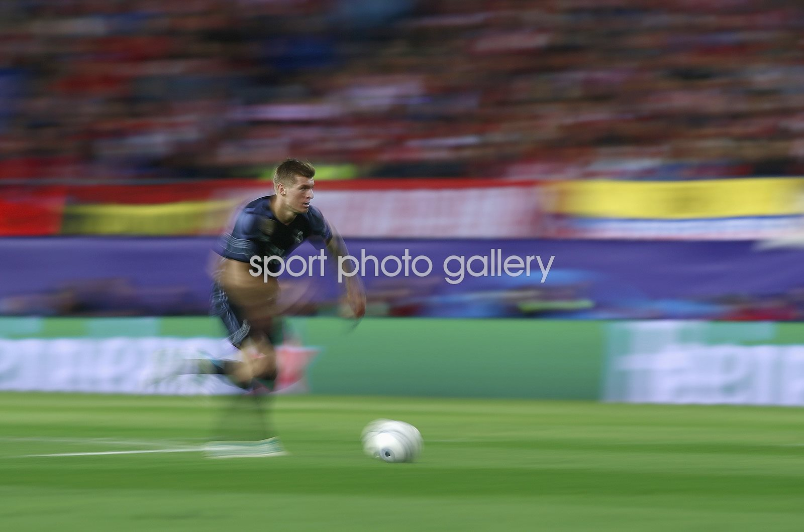 Toni Kroos Real Madrid v Atletico Champions League 2017