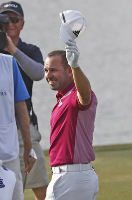 Sergio Garcia Hole in One 17th Players Sawgrass 2017