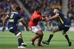 Billy Vunipola Saracens v Clermont European Final 2017 Prints