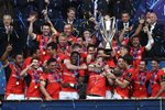 Saracens European Champions Murrayfield 2017 Prints
