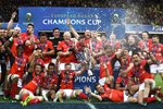 Saracens European Rugby Champions Murrayfield 2017 Prints