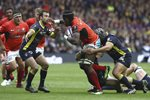 Maro Itoje Saracens v Clermont European Champions Cup Final 2017 Mounts
