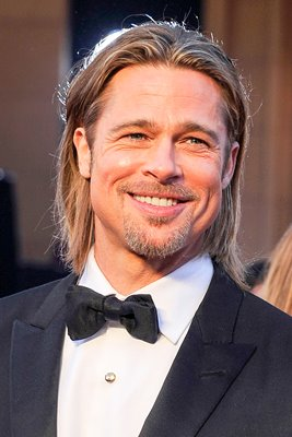 Brad Pitt Hollywood 2012