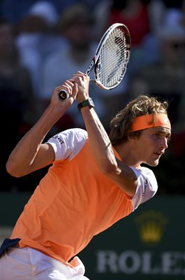 Alexander Zverev Germany Rome Champion 2017