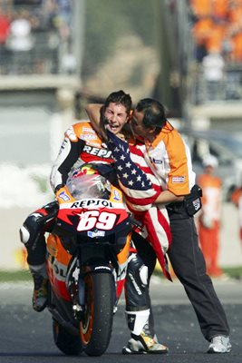 Nicky Hayden MotoGP 2006 Champion