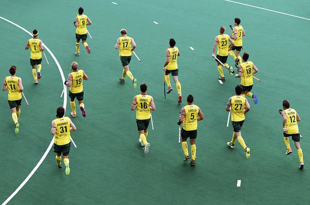 Australia Hockey World League Semi-Final Antwerp 2015
