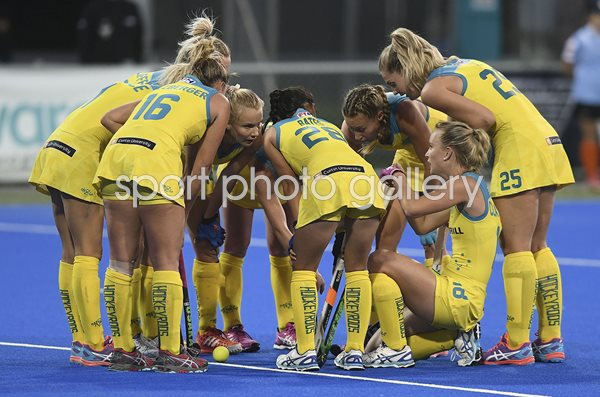 Australia Huddle Festival of Hockey 2017