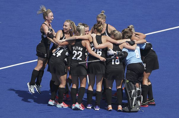 New Zealand beat Australia Hockey - Olympics: Day 10